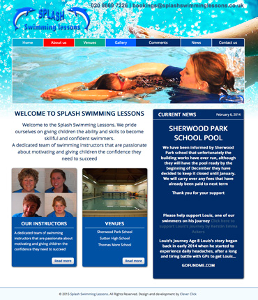 Splash Swimming Lessons