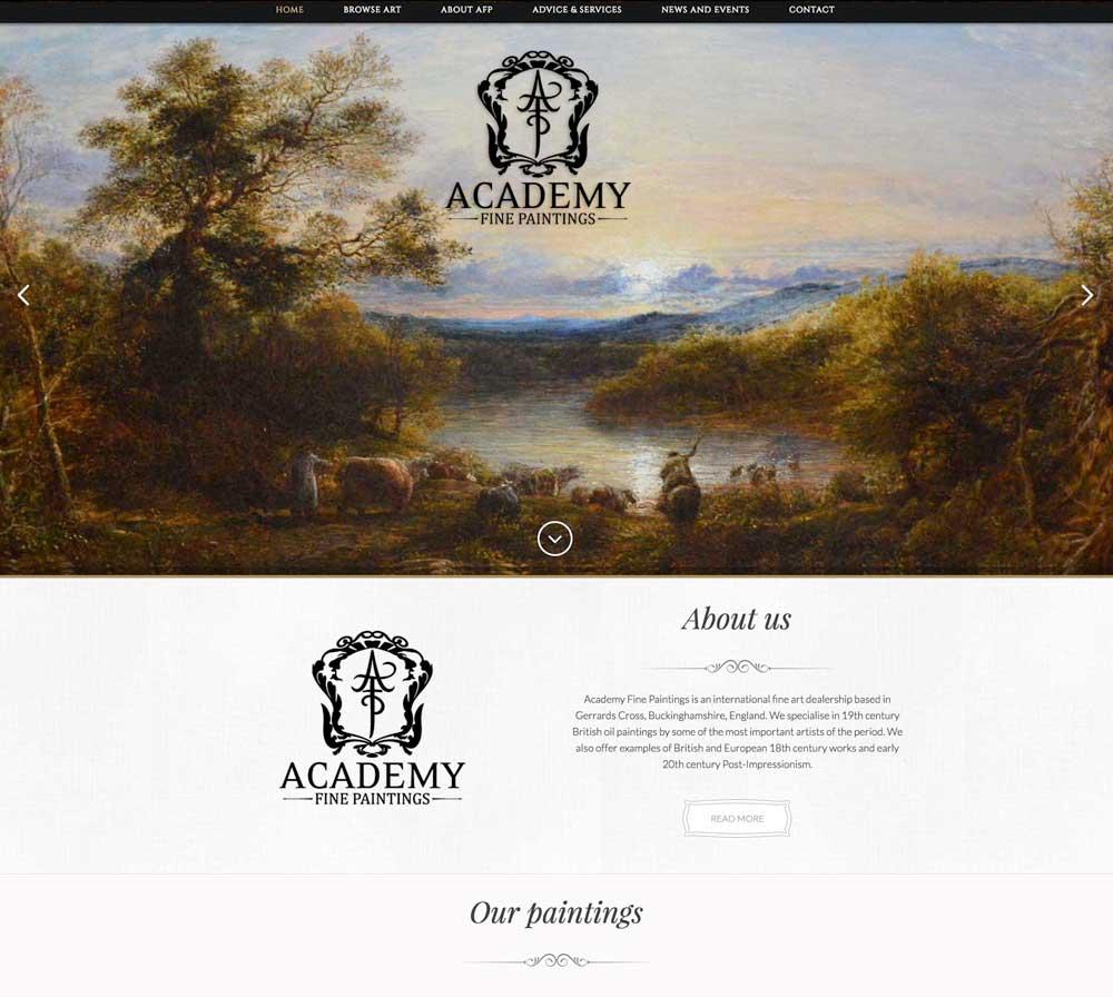 Academy Fine Paintings